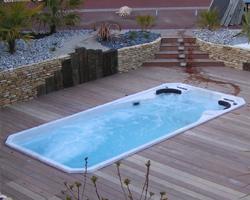 Swim Spa baseinai